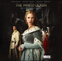 The White Queen. Showing Sundays at 9pm on BBC1