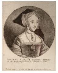 Anne Boleyn has seemingly followed Jane in the afterlife, even to her own home. The legend says that Jane's ghost is repentant and will not rest until Anne forgives her. Good luck.