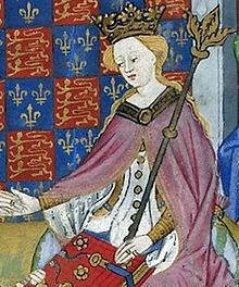 Margaret of Anjou, Henry VI's queen had received £2,500 more a year than Elizabeth, yet Elizabeth maintained a lavish, charitable household.
