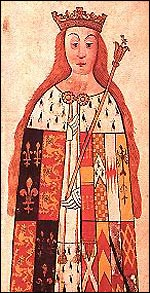 Anne Neville, strong female character, historically known for doing what she was told.