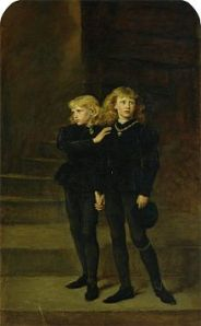 The disappearance of the two princes is one of the most enduring mysteries in history and thus has inspired a great deal of related fiction.