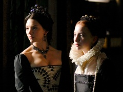 The final episode of 'The Tudors' showed Henry confronted by the ghosts of his first three wives. If legend is to be believed, he shares a haunting ground with Anne Boleyn, Jane Seymour and Catherine Howard. While Catherine of Aragon and Catherine Parr haunt the places of their deaths.