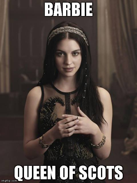 Reign the story of mary queen of scots history in the re