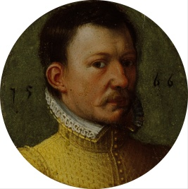 James Hepburn, 4th Earl of Bothwell who abducted Mary in order to marry her. This was his third marriage. His first, which was not dissolved, was to an Norwegian noblewoman who sued for bigamy when Hepburn accidentally came to Norway after fleeing Scotland.