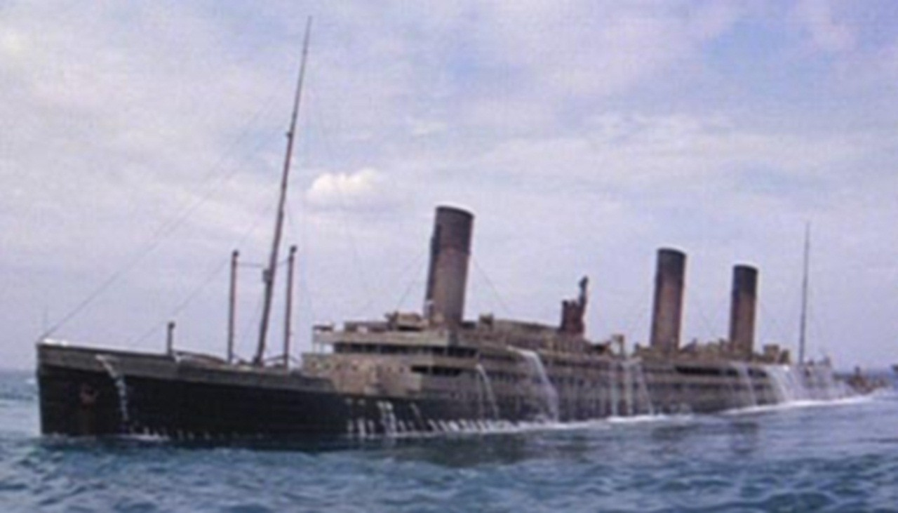 Raise the Titanic! – History in the (Re)Making Raising The Titanic