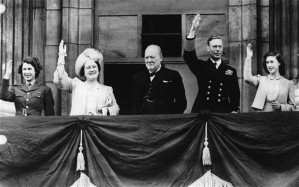Relations between George VI, his wife Elizabeth and Churchill were frosty to say the least initially, due to the latter's support of Edward VIII