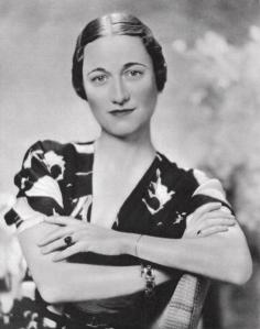 Wallis Simpson was not thought to be a suitable consort for the king, mostly because of her sexual exploits.
