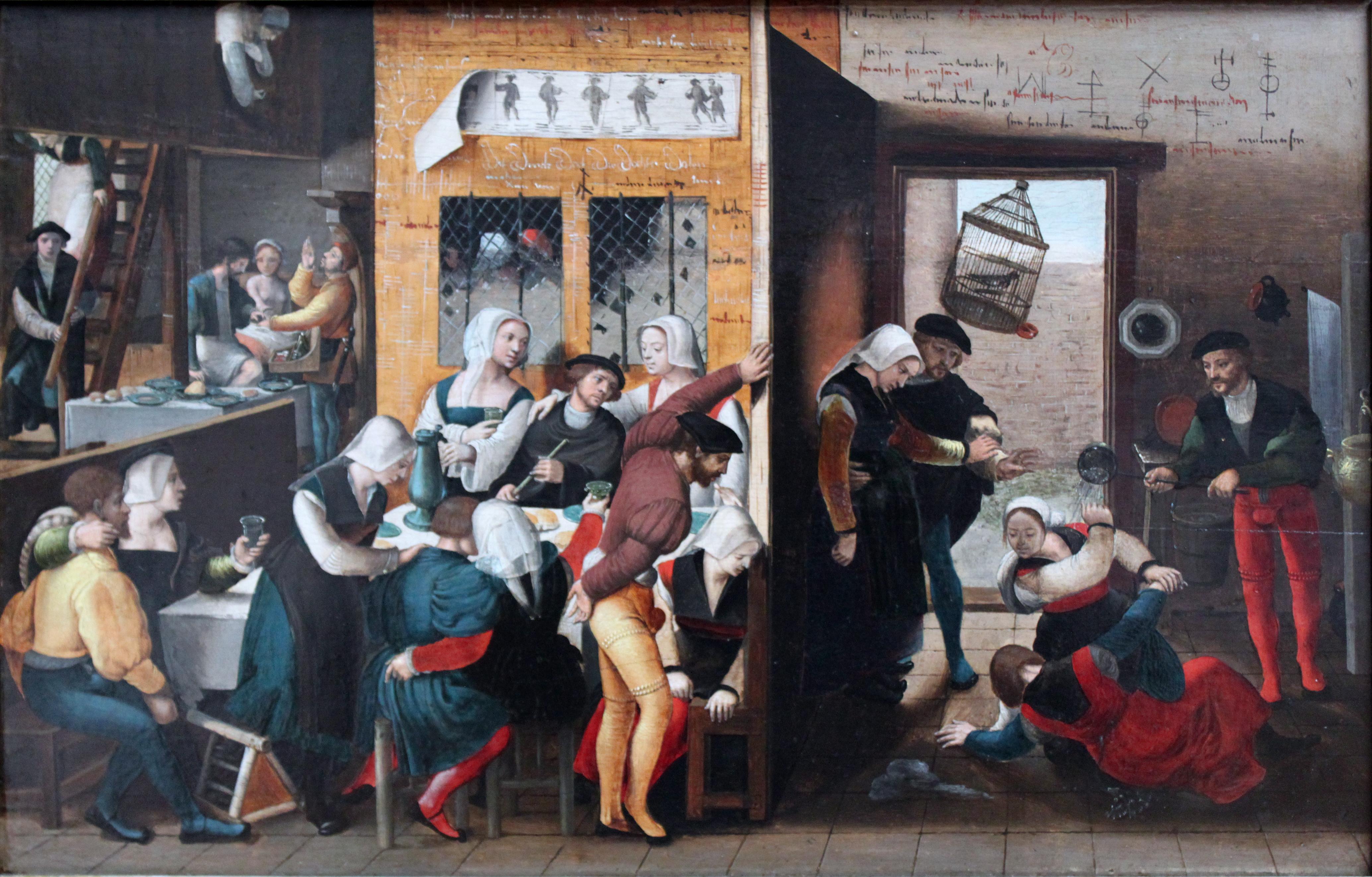 Medieval Whores Part