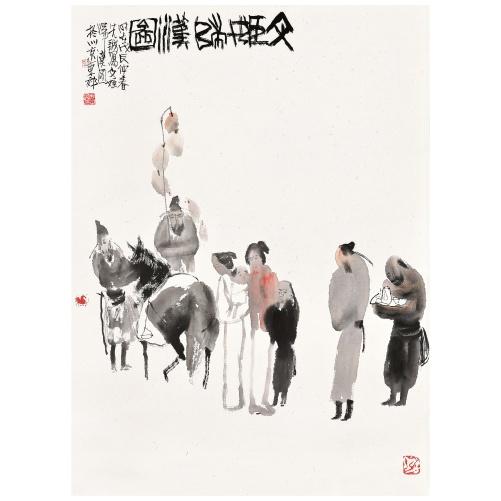 Cai Wenji 5