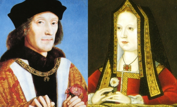 Henry-VIII-Elizabeth-of-York