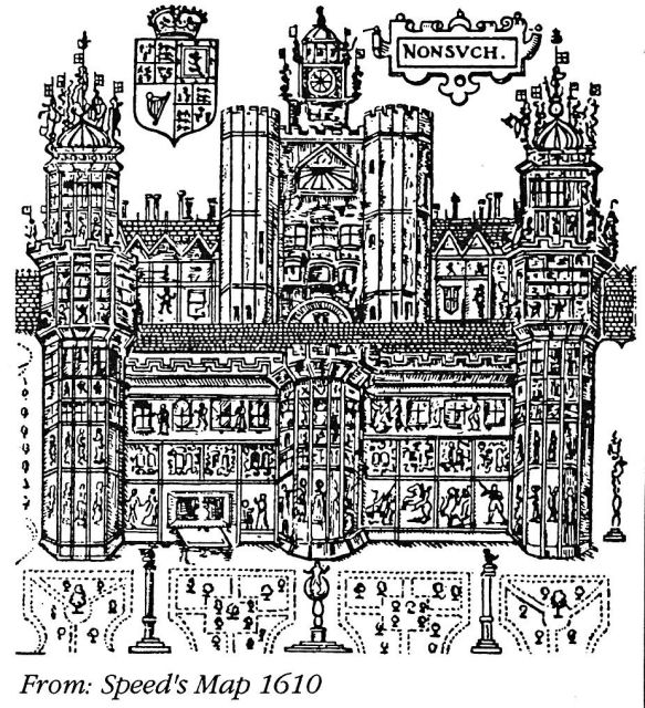 nonsuch woodcut