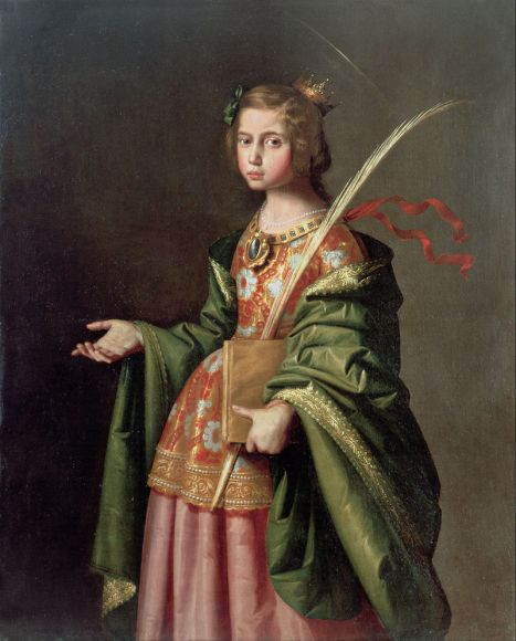 Francisco_de_Zurbarán_-_Saint_Elizabeth_of_Thuringia_-_Google_Art_Project